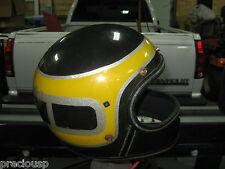 Vintage Ski Doo Full Face Helmet