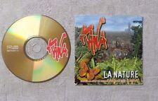 "CD AUDIO MUSIQUE/ KANA ""KANA LA NATURE"" 5T CDM DVD-VIDÉO 2000 CARDBOARD SLEEVE"