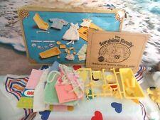 Vintage Mattel The Sunshine Family Doll Nursery Kit Craft Projects 1974