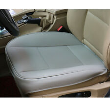 53X54CM PU Leather Car Gray  Seat Cover Full Surround Seat Cushion Protector