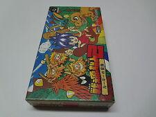 Tatakae Genshijin 2 / Joe and Mac 2 Nintendo Super Famicom Japan NEW