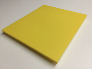 """8"""" x 12"""" x 1/2"""" Plastic (HDPE) Cutting Board - Multiple Colors Available"""