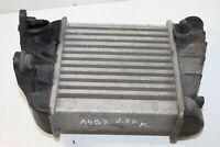 #3707G Audi A4 B7 Avant (Estate) 2007 RHD Left Intercooler Radiator 8E0145805AD