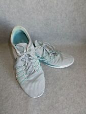 Nike Free TR 6 Cross Training Running Tennis Shoe 833413-007 Blue Womens Size 9