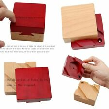 IQ Mind Wooden Magic Box Puzzle Game Creative Brain Teaser Game Educational Toys