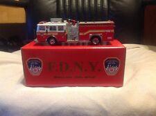 Code 3 FDNY Squad Company 270 Seagrave Pumper Fire Truck 12652