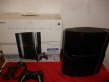 PS3 Console FAT 80 GB Nera _ Sony Play Station 3 _ PAL ITA