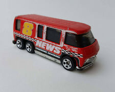 HOT WHEELS GMC Motorhome Speed Machines Macchina Car Vintage Macchinina
