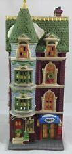 Dept 56 Retired - Heritage Village Collection, 5607 Park Ave Townhouse Christmas