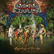 Charlie Faege & Tricky Dogs Long Away and Far Ago Roine Stolt (Flower Kings) CD