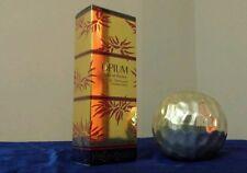 """Yves saint laurent OPIUM secret de parfum 50ml recharge """"VINTAGE"""" . Rare"""