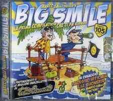 BIG SMILE COMPILATION RADIO 105 CD SEALED SIGILLATO
