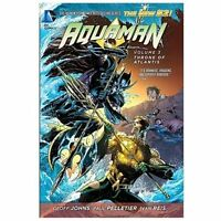 Aquaman Vol. 3: Throne of Atlantis [The New 52] [ Johns, Geoff ] Used - Good