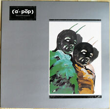 """A POPULAR HISTORY OF SIGNS / A-POP Art Of Persuasion 80's indie synthpop 12"""" new"""