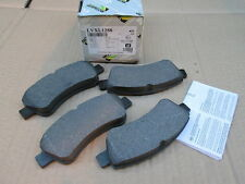 CITROEN C4 BERLINGO & PEUGEOT 206 307 FRONT BRAKE PADS