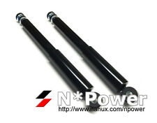 GAS SHOCK ABSORBERS PAIR REAR for LAND ROVER RANGE ROVER CLASSIC Coil 72-94 4WD