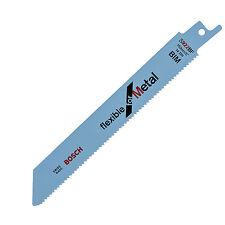 Bosch 100x Säbelsägeblätter Metall S922BF 2608656027