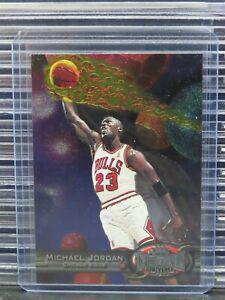 1997-98 Skybox Metal Universe Michael Jordan #23 Bulls (A) Y409