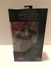 Star Wars The Black Series Mace Windu 6-Inch IN HAND AND READY TO SHIP 🔥🔥🔥🔥