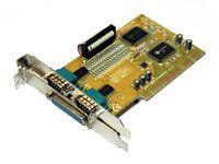 Sunix 4079A - 2 Port RS232 COM + 1 Port Parallel - PCI Adapter Card [5712]