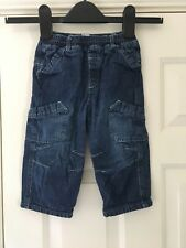 Bottoms Boys' Clothing (newborn-5t) Tu 12-18 Months Boys Jeans