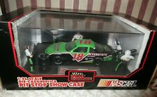 RACING CHAMPIONS NASCAR DIE CAST REPLICA PIT STOP SHOW CASE Interstate Batteries