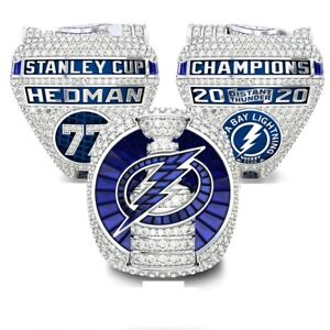 HOT 2020 Tampa Bay Lightning NHL CHAMPIONSHIP RINGS Official Pre-sale