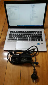 HP Elitebook 9480m i7-4600U 2.10GHz 16GB DDR3L 1600MHz 256GB SSD Win10Pro 64bit
