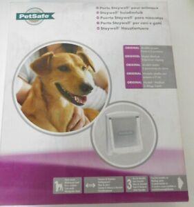 Petsafe StayWell Pet Door Original Model Medium 2-Wege Access White