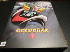 """COFFRET 3 DVD NEUF """"GOLDORAK - BOX 3"""" episodes 25 à 36"""