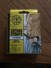 Golds Gym Original lifting straps