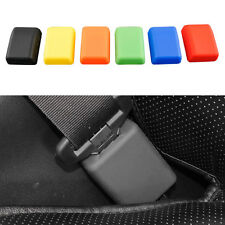 Car Safety Seat Belt Buckle Protective Cover Silica Anti-Scratch Prevention Case