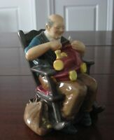 Vintage ROYAL DOULTON 1958 THE TOY MAKER HN 2250  *Perfect!