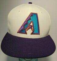SIZE 7 1/8 ARIZONA DIAMONDBACKS MLB BASEBALL New Era 59Fifty BASEBALL HAT CAP