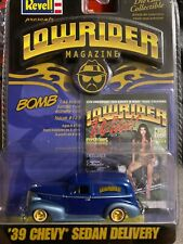 Revell Lowrider Magazine '39 Chevy Sedan Delivery 1:64 scale DieCast