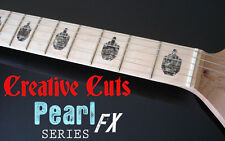 Middle Finger James Hetfield BLACK PEARL Fret Markers Inlay Decal for ANY GUITAR