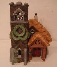 "Dept 56 Dickens' Village Series 1988 ""Ivy Glen Church"" #5927-7 Porcelain"