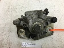 04 BOMBARDIER TRAXTER 650 500 FRONT RIGHT BRAKE CALIPER #2850
