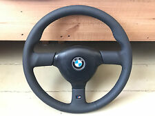 Steering Wheel E24 E34 E28 E32 Mtech 2 RARE 385 385mm MT2 M3 M5 leather horn
