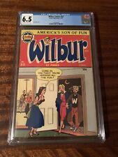 Wilbur Comics #33 - CGC 6.5 - Archie - ***$49 GOLDEN AGE SLAB SALE***