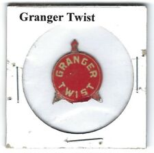 Granger Twist Chewing Tobacco Tag