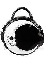 KillStar Darkside of the Moon Handbag Purse Black NEW Goth Dark Punk Witchy Occu