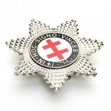 Masonic Knights Templar Perceptors Breast Star