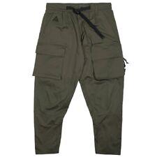 Nike ACG Woven Cargo Pants Size M Cargo Khaki Medium Olive Green CD7646 325