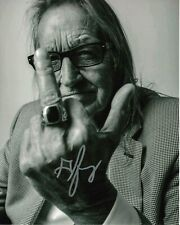 DRUG LEGEND GEORGE JUNG SIGNED 8x10 PHOTO w/COA PROOF BLOW MOVIE MIDDLE FINGER