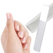 Nano Glass Nail Buffer File Manicure Files Nail Glass Polishing File Buff'UK Fs