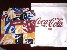 Kith x Coca-Cola limited edition 2018 Button up shirt Size: S *DS Condition*