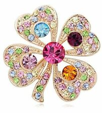 Diamond Costume Brooches and Pins