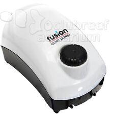 Fusion Quiet Aquarium Air Pump 500 JW Pet Up-to 50 Gallon Dual Outlet