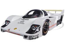 PORSCHE 956 TEST CAR 1982 1/18 MODEL CAR BY SPARK 18S125